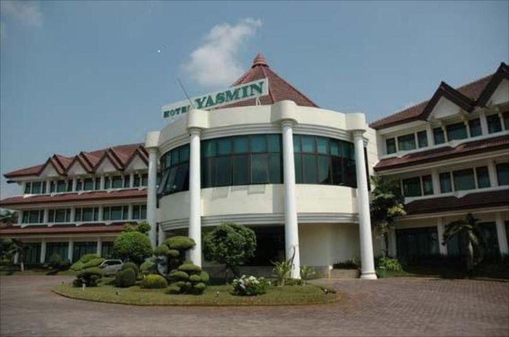 Yasmin Puncak Hotel Cianjur - Exterior