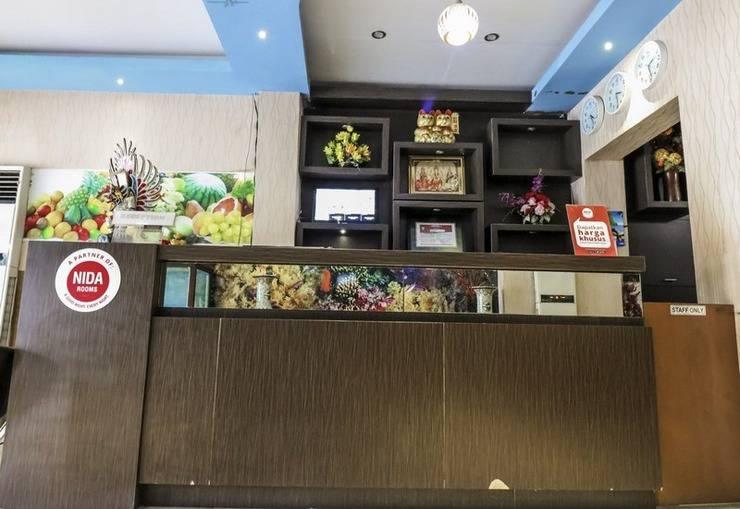 NIDA Rooms Makassar Nusantara Ujung Sangir - Resepsionis
