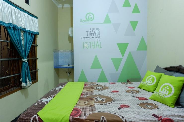 Sulfat Homestay Syariah Bumbing - kamar tidur