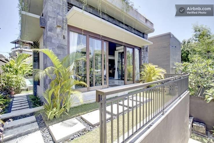 Villa Ungasan Bali - Eksterior