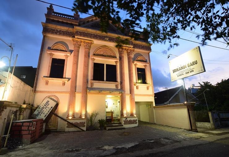 Hotel Srikandi Baru Yogyakarta - Exterior