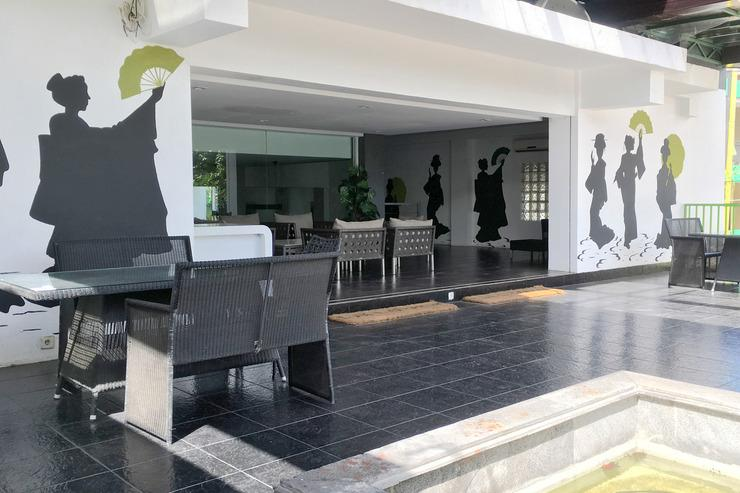 Airy Kuta Galeria Bypass Ngurah Rai 39 Bali - Interior