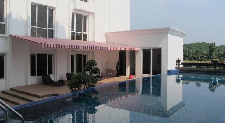 The Sahira Hotel Bogor - Swimming Pool