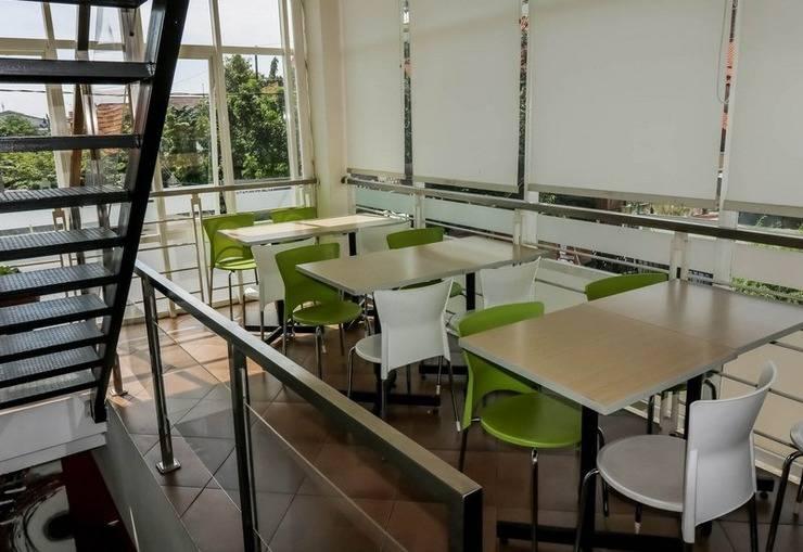 NIDA Rooms Semarang Amarta Raya - Ruang tamu