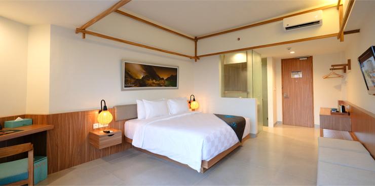 Villa Flamboyant Bali - Guest room