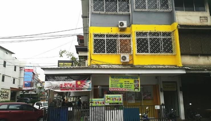 The Fresh Seraya Backpacker Batam - Exterior