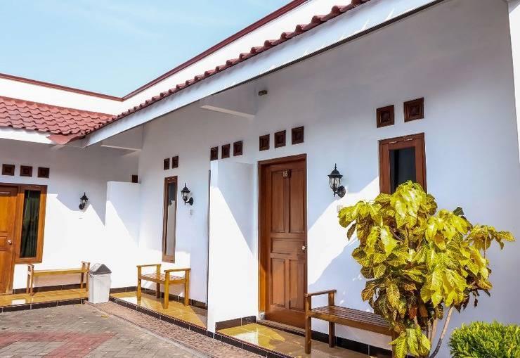 NIDA Rooms Ring Road Utara 14 Jogja - Pemandangan Area