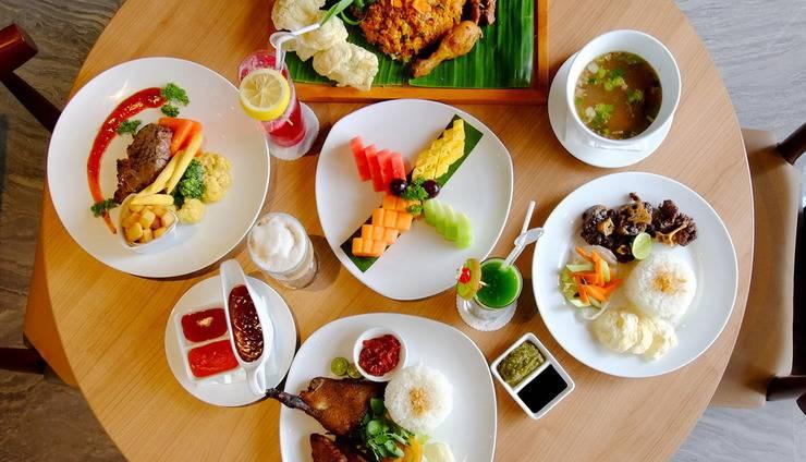 Horison Hotel Jababeka - Our Dishes