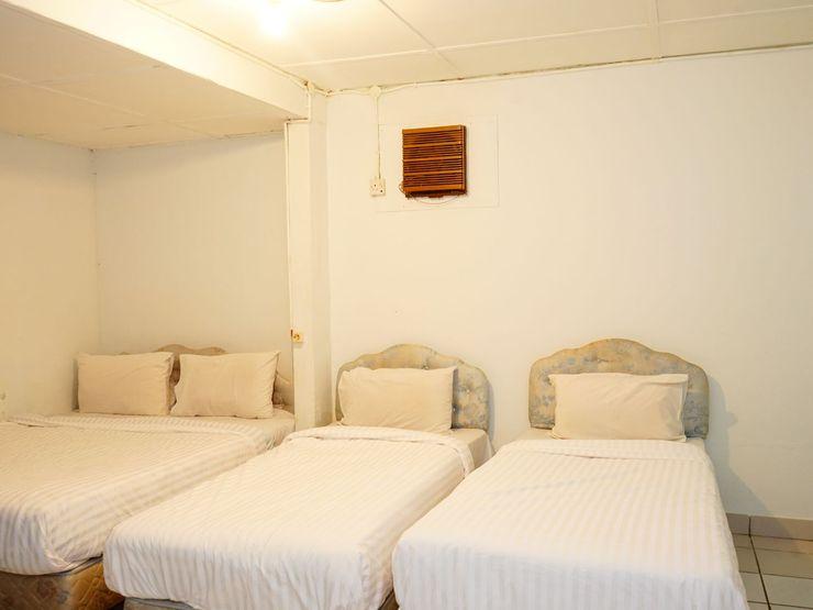 Hotel Martani Belitung - Bedroom