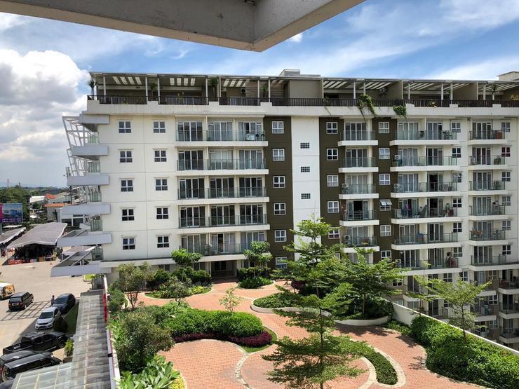 Apartment Gateway Pasteur by Kristalia Bandung - Facade