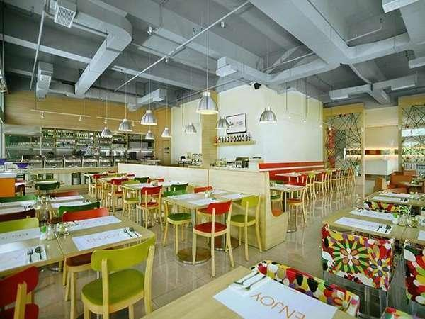 Zuri Express Lippo Cikarang - Restoran