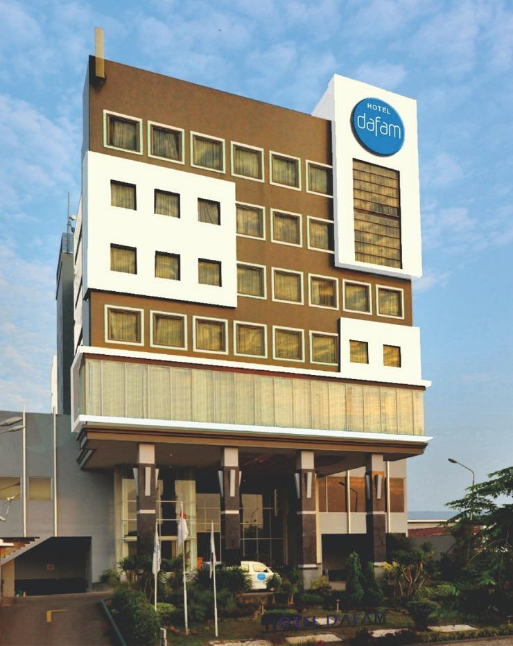 Hotel Dafam Pekalongan - gedung