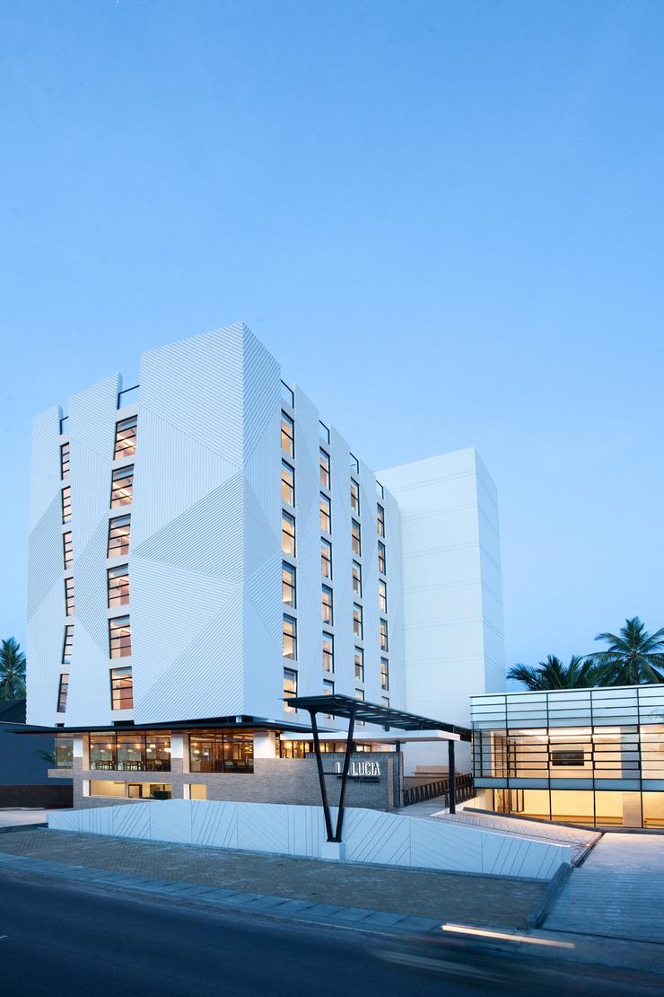 La Lucia Boutique Hotel By Prasanthi Belitung - Tampak Depan
