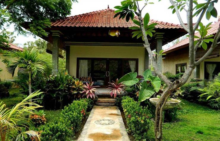 Review Hotel Bali Bhuana Beach Cottages (Bali)