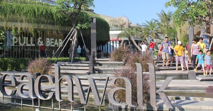 Hotel Terrace at  Kuta - Sekeliling