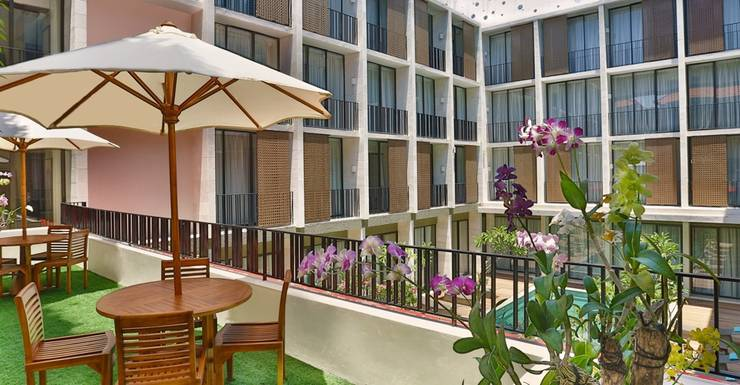 Hotel Terrace at  Kuta - Taman