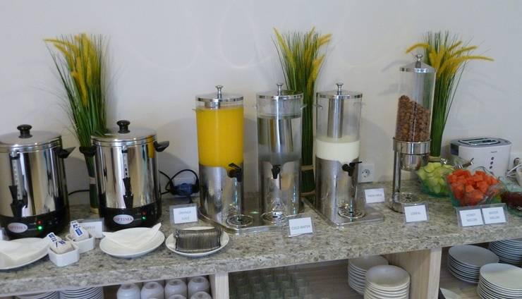 Hotel Terrace at  Kuta - Buffet Breakfast