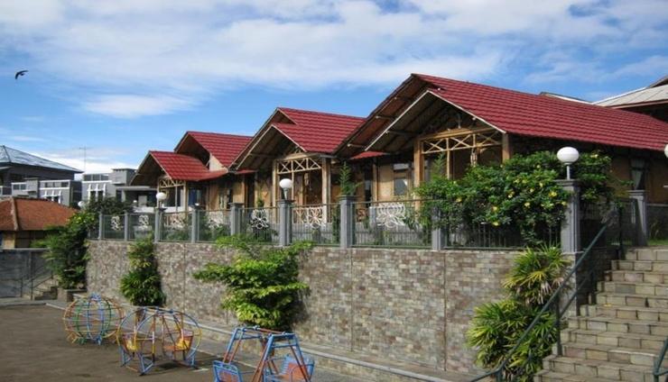 Villa Teratai Lembang Bandung - EXterior