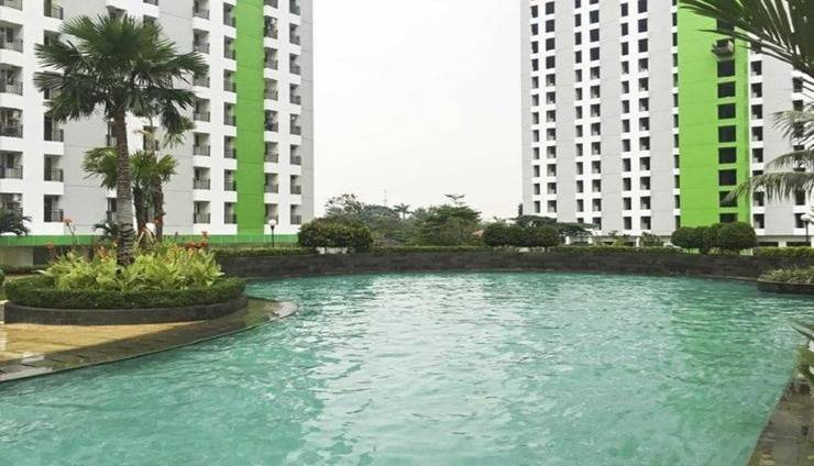 Apartemen Green Lake View by Classic Room Tangerang Selatan - Pool
