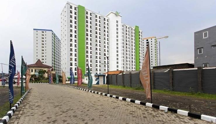 Apartemen Green Lake View by Classic Room Tangerang Selatan - Exterior