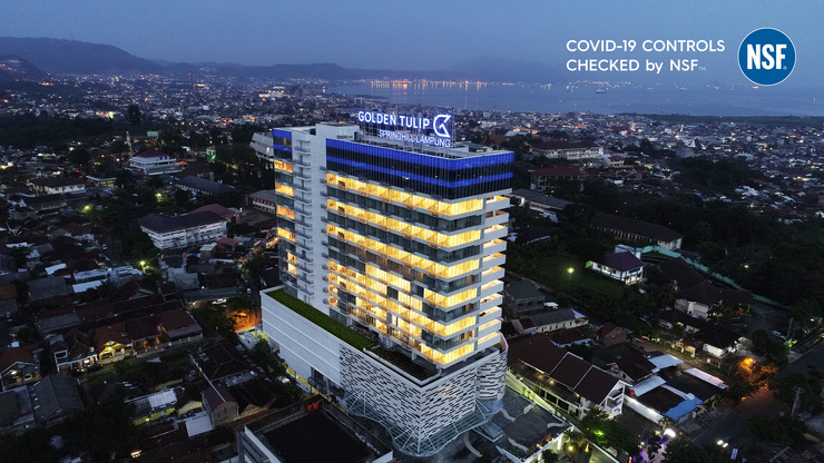 Golden Tulip Springhill Lampung Bandar Lampung - NSF Building