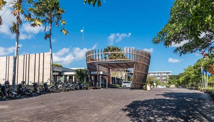 ZEN Premium Uluwatu Complex Bali - Tampak luar
