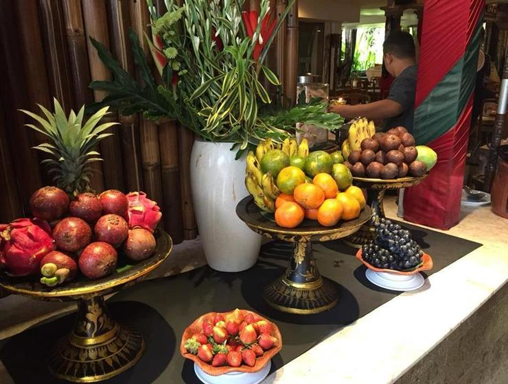 Rama Garden Hotel Bali - Sarapan