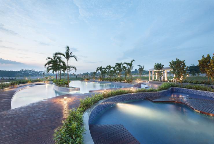 Hotel Santika Premiere Bandara Palembang - ...