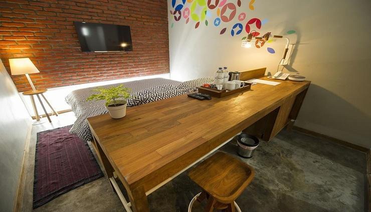 Lokal Hotel & Restaurant Jogjakarta Yogyakarta - Room