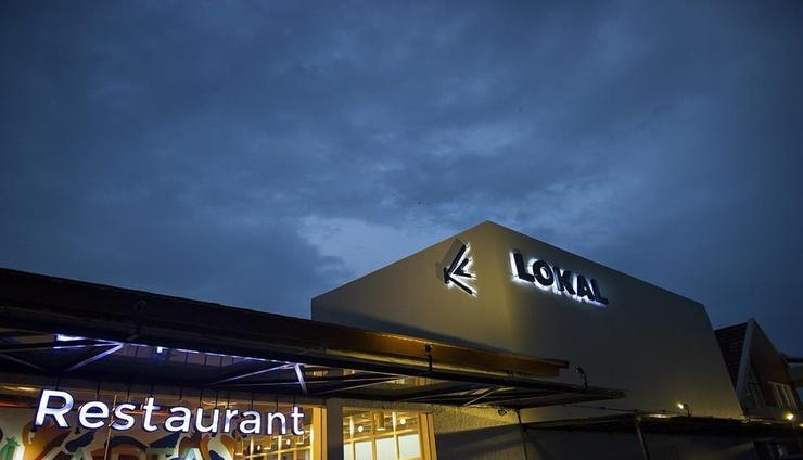 Lokal Hotel & Restaurant Jogjakarta Yogyakarta - Exterior