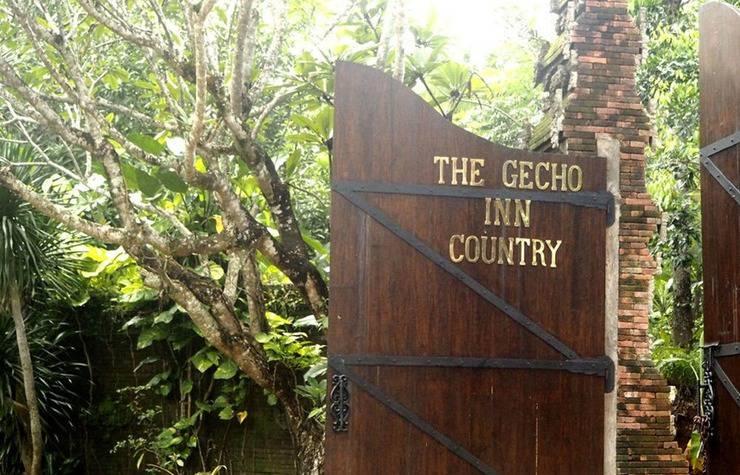 The Gecho Inn Country Jepara - Eksterior
