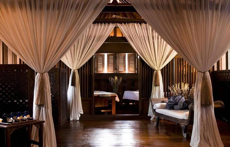 Warwick Ibah Hotel Luxury Villa and Spa Bali - Spa & Pusat Kesehatan