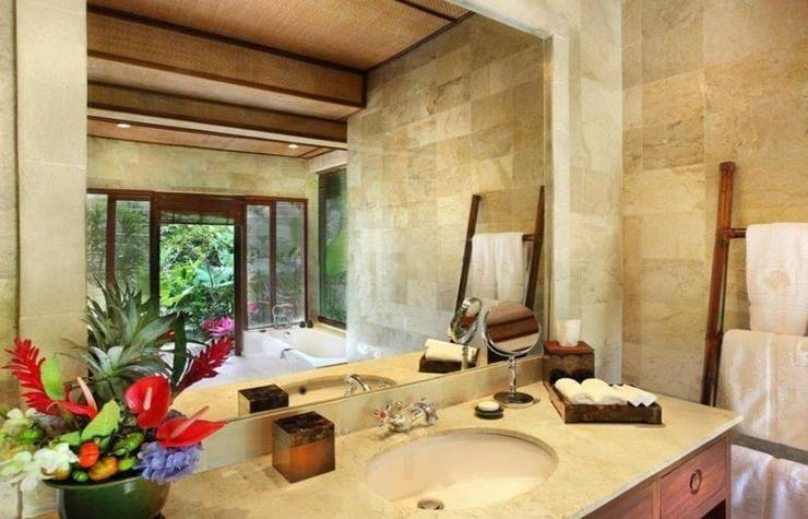 Warwick Ibah Hotel Luxury Villa and Spa Bali - Kamar mandi