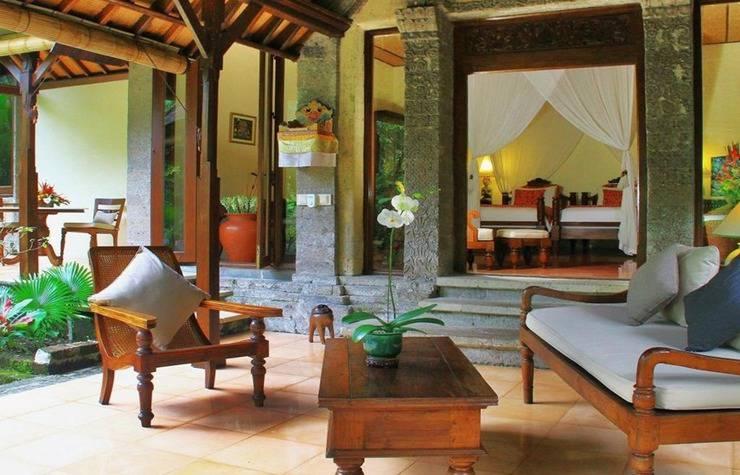 Warwick Ibah Hotel Luxury Villa and Spa Bali - Ruang tamu