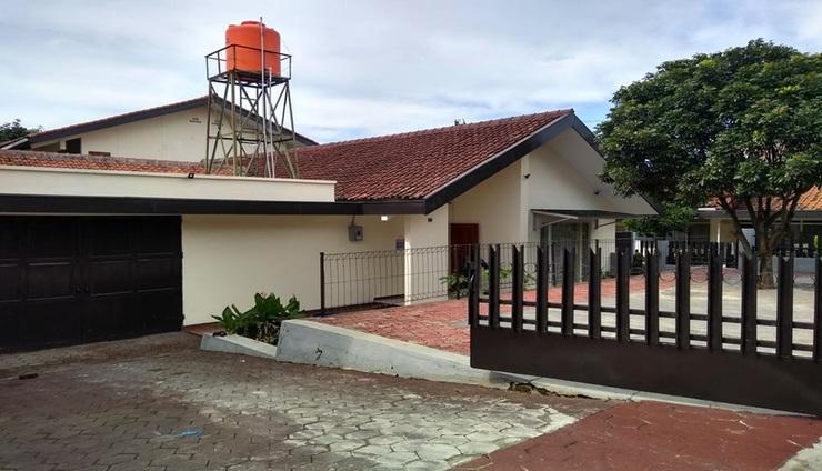 Tabayang Guest House Bandung - exterior