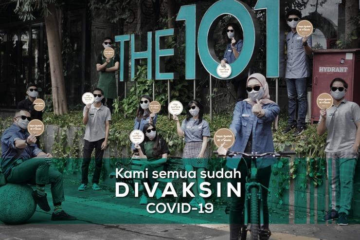 THE 101  Dago - Staff Vaksin