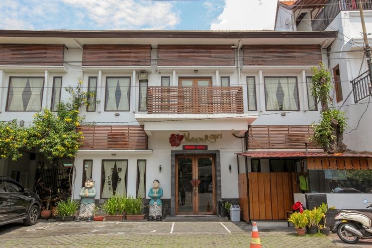 Mawar Asri Hotel Yogyakarta - Exterior