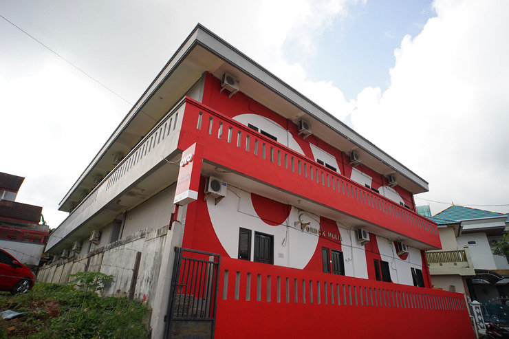 OYO 1034 Pondok Mulia Guest House Balikpapan - Facade