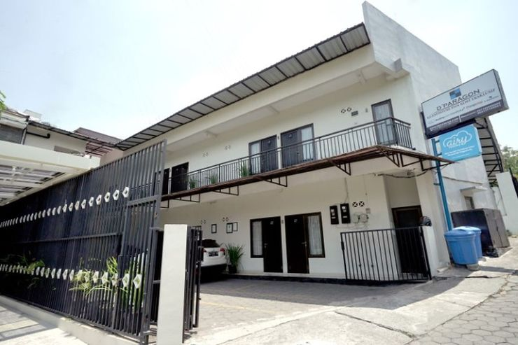 D'Paragon Tambak Boyo Yogyakarta - exterior