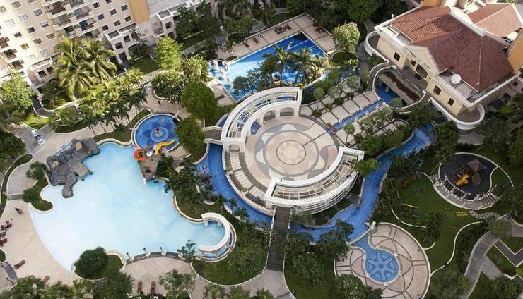 Review Hotel Ascott Waterplace (Surabaya)