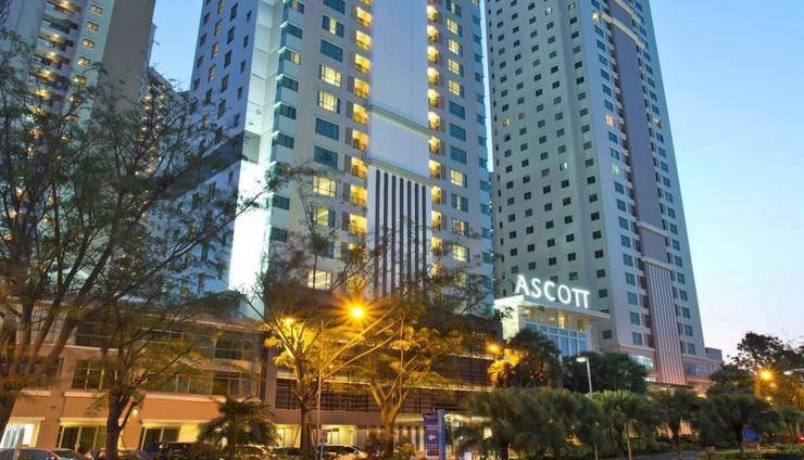 Ascott Waterplace Surabaya - Eksterior