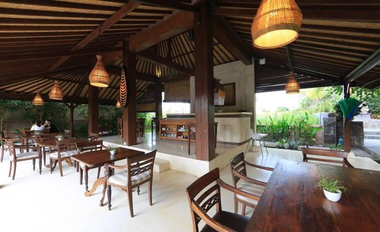 ZenRooms Ubud Bisma 3 - Restoran