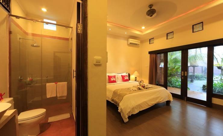 ZenRooms Ubud Bisma 3 - Tempat Tidur Double