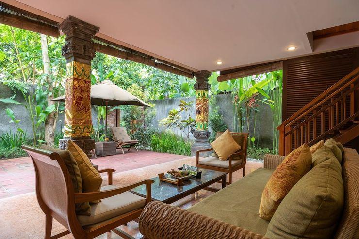 Svarga Loka Resort Bali - Spa Reception