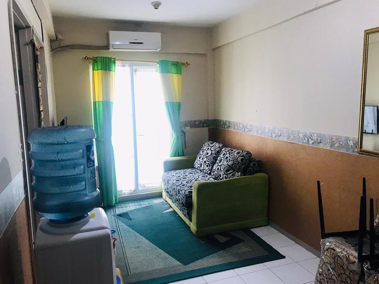 Q Room By Center Point Bekasi - kamar tidur