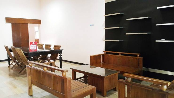 NIDA Rooms Yogyakarta Ipda Tut Harsono - Restoran