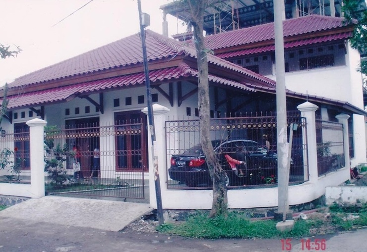 Rumah Singgah Nyaman Di Buahbatu Bandung Bandung - Exterior