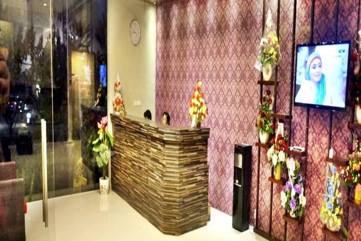Hotel Lotus  Cirebon - Resepsionis