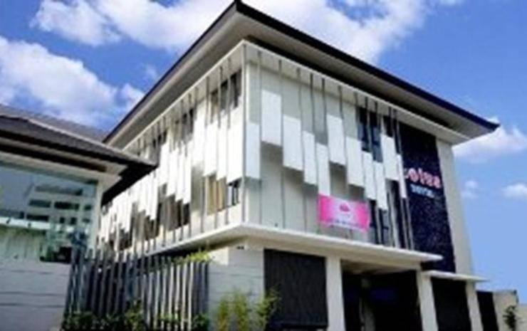 Hotel Lotus  Cirebon - bangunan