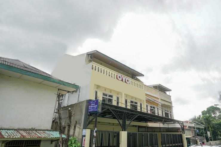 OYO 341 Al Barokah Palembang - Facade